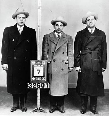 Mobsters, 1940 Art Print by Granger