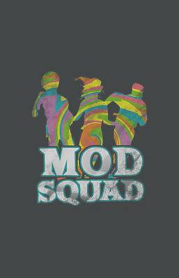 Counterculture Digital Art - Mod Squad - Mod Squad Run Groovy by Brand A