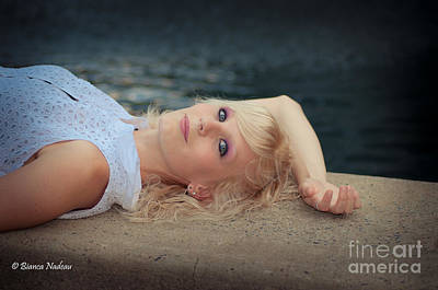 Photograph - Melanie 2 by Bianca Nadeau