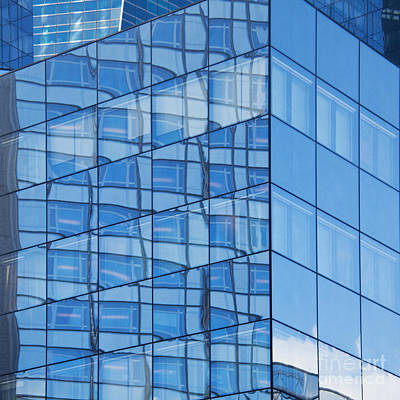 Photograph - Modern Architecture Abstract by Liz Leyden