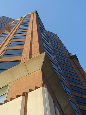 Photograph - Modern Architecture Angle 4 by Anita Burgermeister