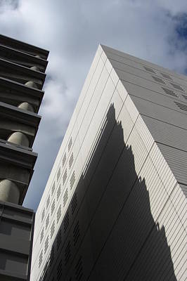 Photograph - Modern Architecture Angles 3 by Anita Burgermeister