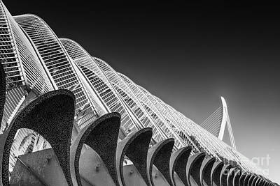 Photograph - Modern Architecture by Fabian Roessler