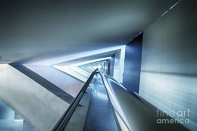 Photograph - Modern Building by Fabian Roessler