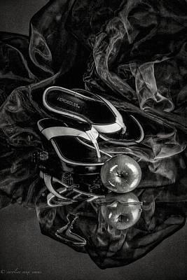 Photograph - Modern Cinderella by Karo Evans