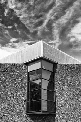 Photograph - Modern Museum II Palm Springs Art Museum by William Dey