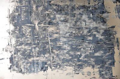 Sterling Silver Painting - Modesty 4 - Bescheidenheit 4 by Eckhard Besuden