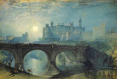 Turner Artwork Painting - Moela Agsa by Celestial Images