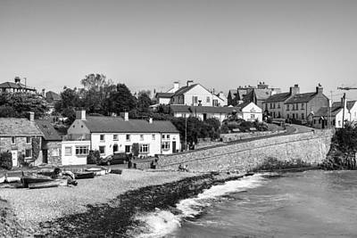 Photograph - Moelfre Fishing Village by Georgia Fowler