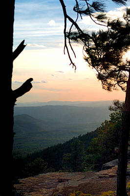 Jerry Sodorff Royalty-Free and Rights-Managed Images - Mogollon Rim 27323 by Jerry Sodorff