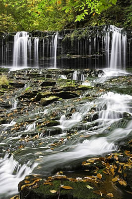 Photograph - Mohawk Falls 2 by Paul Riedinger
