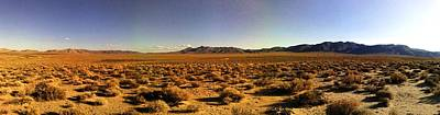 Photograph - Mojave Desert by Roberto Prusso