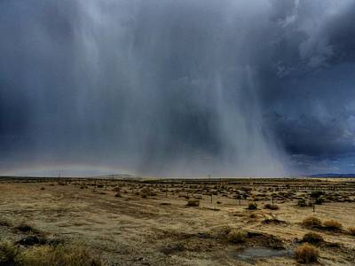 Photograph - Mojave Hdr 024 by Lance Vaughn