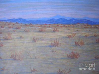 Mojave Memories Art Print