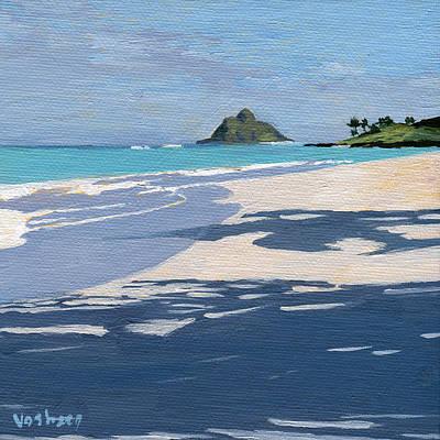 Haleiwa Painting - Moku Nui by Stacy Vosberg