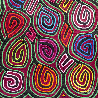 Mola Art Art Print