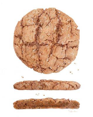 Molasses Cookie Original