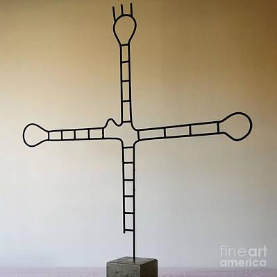 Molecular Religion Art Print