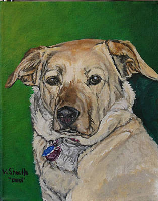 Painting - Molly by Wendy Shoults