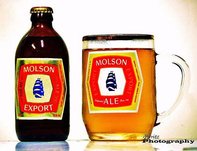 Photograph - Molson Ex by Al Fritz