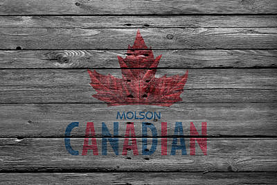 Hop Photograph - Molson by Joe Hamilton