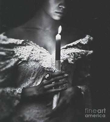 Photograph - Molten Light by Natalia Drepina