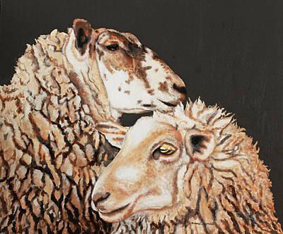 Mom And Pop II - Sheep Original