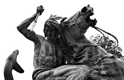 Rosenborg Photograph - Moment Of Peril by Emma Motte