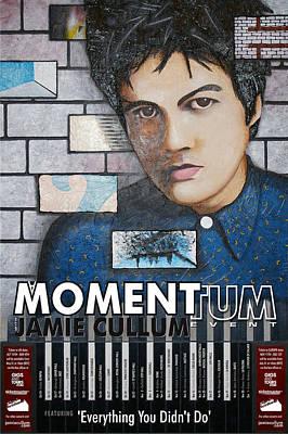 Moment.tum Art Print
