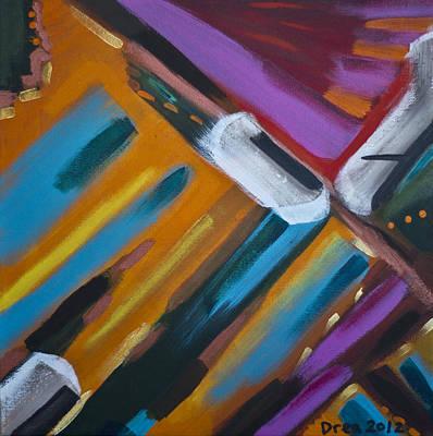 Momentum 2012 Art Print by Drea Jensen