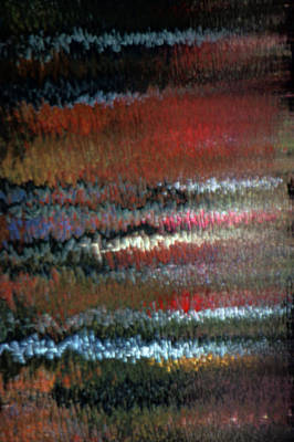 Mon Hommage A Rothko Art Print