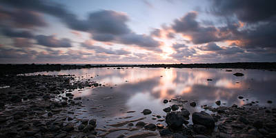 Photograph - Mon Repos Sunrise by Brad Grove