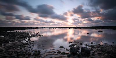 Photograph - Mon Repos Sunrise by Brad Grove