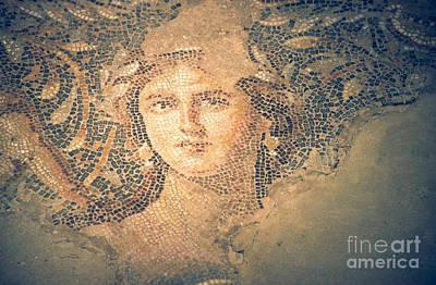 Mona Lisa Of The Galilee Art Print