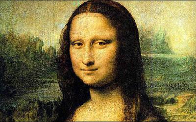 Granger - Mona Lisa Original by Bruce Nutting