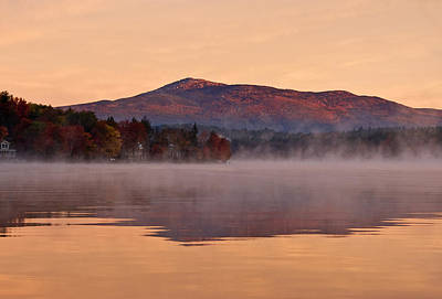 Monadnock Sunrise Art Print