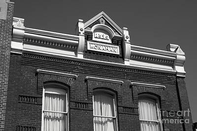 Photograph - Monahan Building 1 Bellingham by John  Mitchell