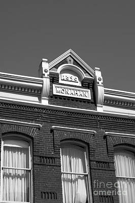 Photograph - Monahan Building 2 Bellingham by John  Mitchell