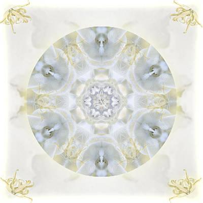 Etheric Digital Art - Monoi by Alicia Kent