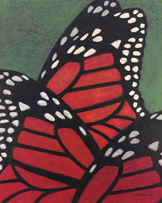 Painting - Monarch Migration by Carrie MaKenna