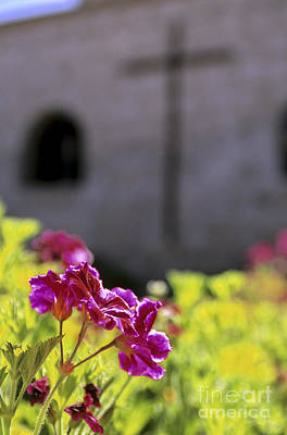 Photograph - Monastery Arequipa Peru by Ryan Fox