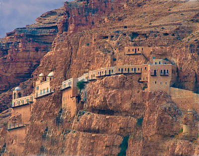 Photograph - Monastery  by Don Wolf