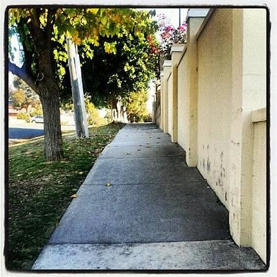 Pathway Photograph - #mondays #community #green #nature by Ragenangel -s