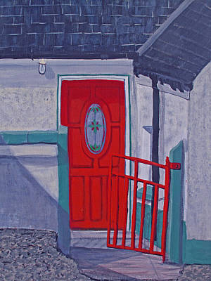 Monedarragh Back Door And Gate Original
