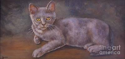 Monet Art Print by Jana Baker