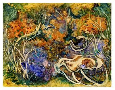 Monet Under Water Original