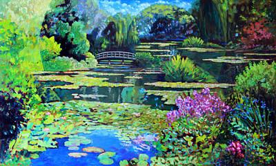 Monet's World Original