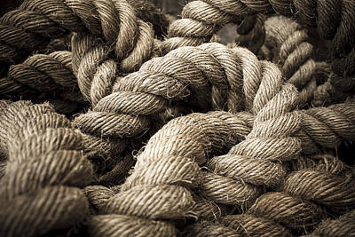 Photograph - Money For Old Rope by Stewart Scott