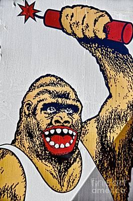 Monkey Around Print by Ken Williams