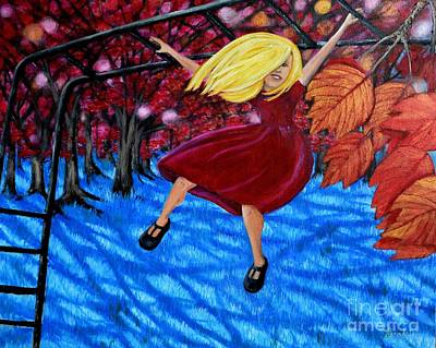 Painting - Monkey Bars by Leandria Goodman